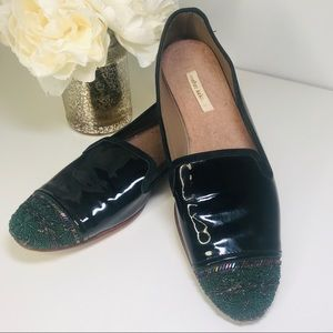 Anthropologie MEHER KAKALIA Moccasin Loafers